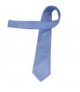 krawat jedwabny sky blue