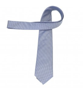 krawat jedwabny light dots
