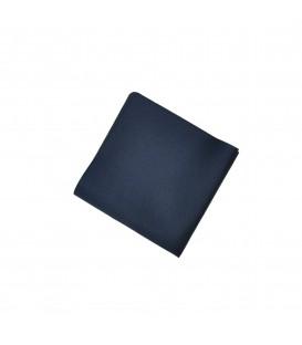 pocket square navy blue