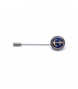 Lapel pin anchor
