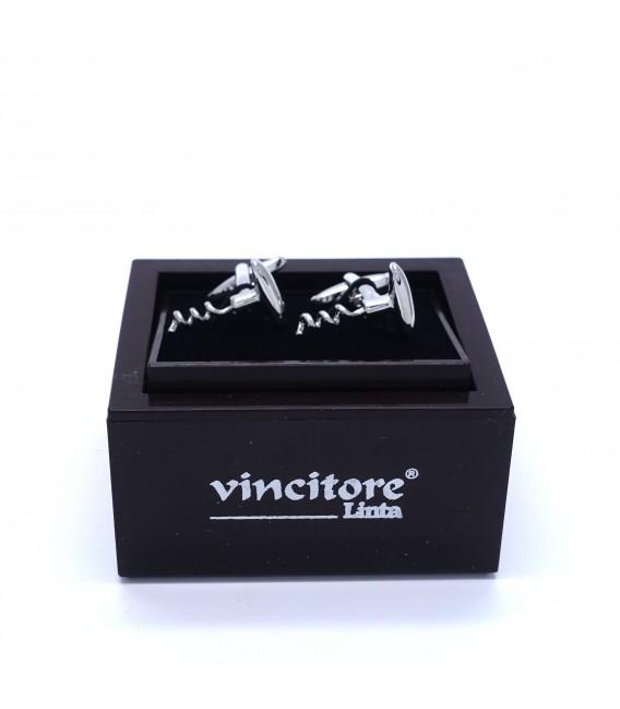 cufflinks wine opener