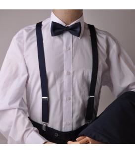 navy blue suspenders
